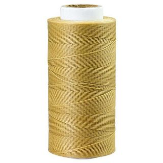 Waxed Polyester Thread, Fine, Natural, 544m