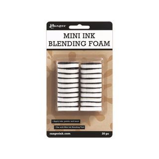 Ranger Mini Ink Blenders, 20PK