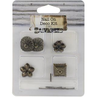 Decorative Nails 4 x 4 kinds
