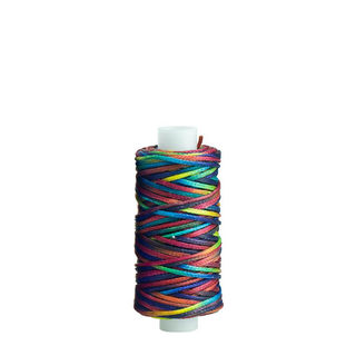 Waxed Polyester Thread, Multi, 22m