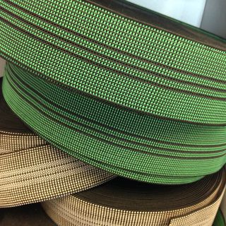 50M ROLL Elastic webbing 3 stripe, 50mm wide ($1.10pm)