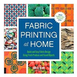 Book: Fabric Printing at Home