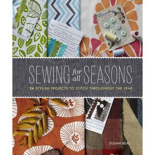 Book: Sewing for all seasons, 24 projects