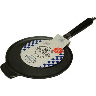 Cast Iron Pancake Pan, 250mm