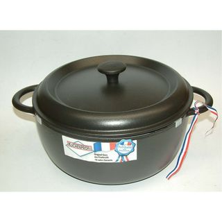 Kuchenprofi Cast Iron French Oven Round, 28cm