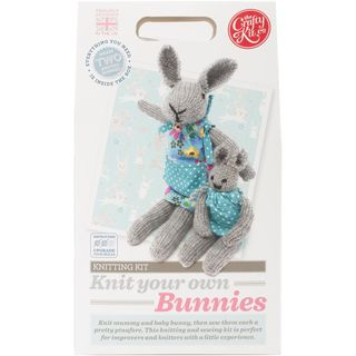 Knitted Bunnies Kit
