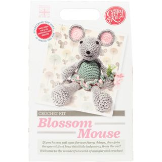 Crochet Mouse Kit