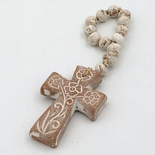 Clay Cross Floral Pattern
