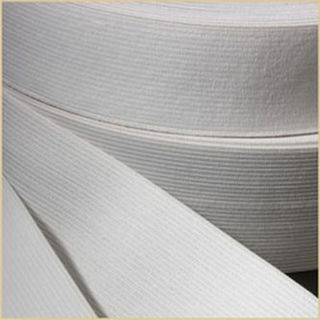 Bulk Elastic 25mm x 100m (Black or White)
