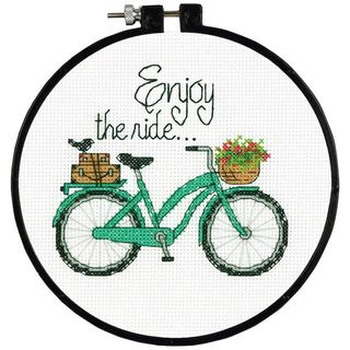 Enjoy the ride 15cm
