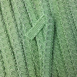 Gimp Braid, 15mm,  Light Green