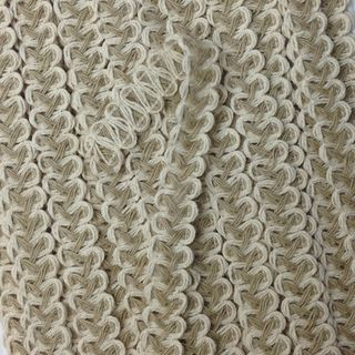 Gimp Braid 15mm Looped Jute