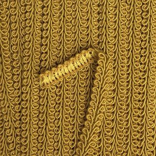 Braid Baby Gimp 8mm Mustard Gold