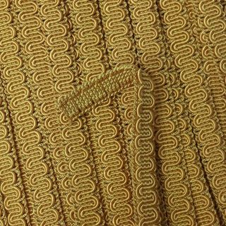 Gimp Braid 15mm Yellow Gold