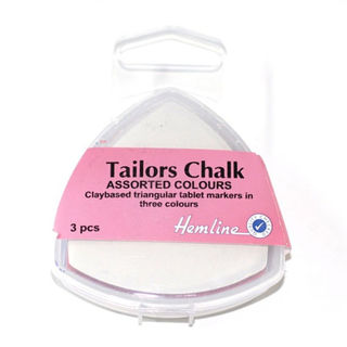 Tailors Chalk, 3 colours