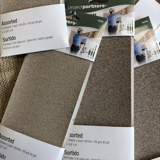 Sandpaper multi-pack