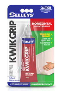 Glue Kwikgrip Contact Adhesive, 50ml
