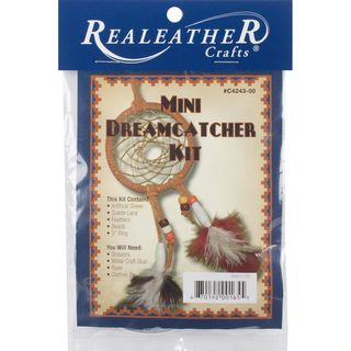 Small Dreamcatcher Kit, Suede