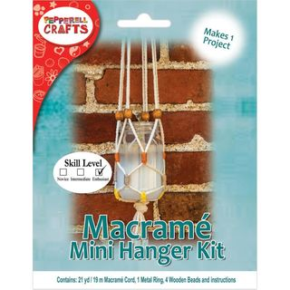 Macrame Jar Hanging Kit