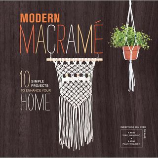 Modern Macrame Boxed Kit