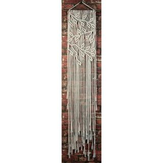Macrame Wall Hanger Kit, Leaves