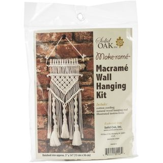 Macrame Kit Tassel & Twists