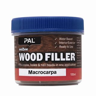 Tinted Wood Filler