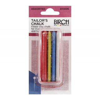 Tailors Chalk, 4 colours