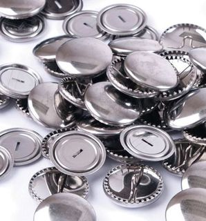 SELF COVERED BUTTONS