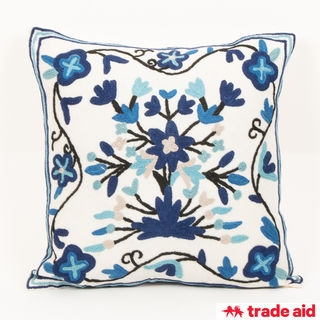 TRADE AID: Lovely Cushion