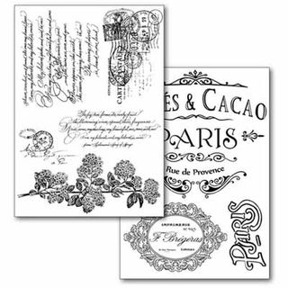 Transfer Paper: A4 Paris, 2PK