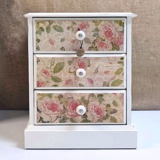 Pretty Bedside Drawers