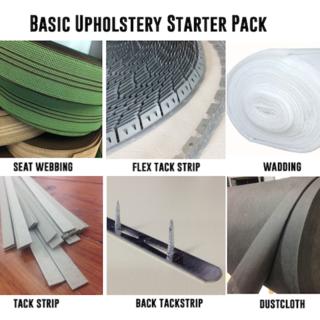 Upholstery Supply Starter Pack
