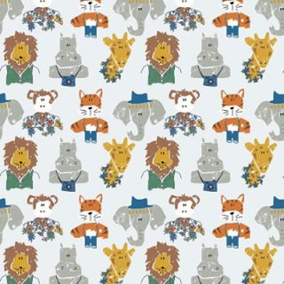 Warwick Fabric HAKUNA-MATATA (INDENT) (1 Colour)