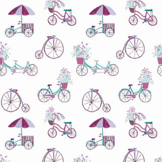 Warwick Fabric BIKE-RIDE (INDENT) (1 Colour)