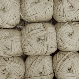 Tee Shirt Yarn 100gm, NATURAL