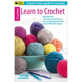 HOW-TO: Learn to Crochet