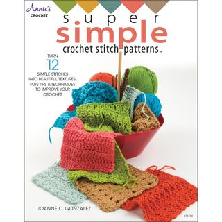HOW TO: Super Simple Crochet Stitches