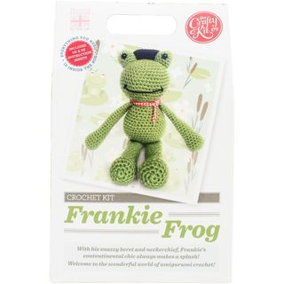 Crochet Frankie Frog Kit