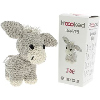 Hoooked Crochet Donkey Kit