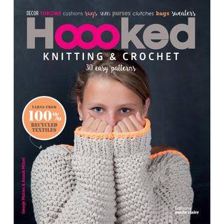 Book: 30 Hoooked Knitting & Crochet Patterns