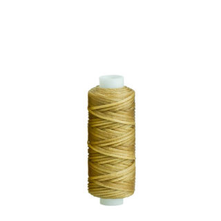Waxed Polyester Thread, Beige, 22m