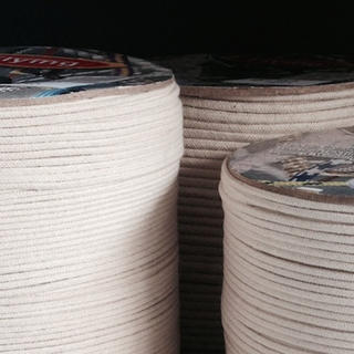800m ROLL 3mm Cotton Piping Cord ($0.25 pm)