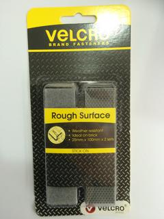 Velcro rough surface