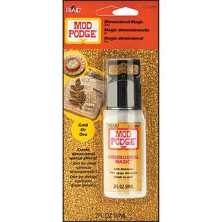 Mod Podge 2oz Dimensional Magic Gold