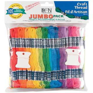 HUGE Craft Cotton pack, 105 skeins