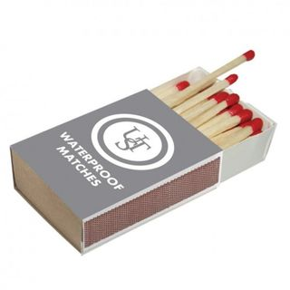 4 x Boxes Waterproof Matches