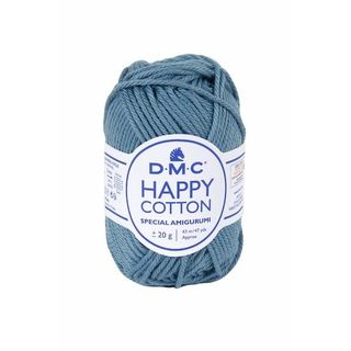 8ply Mini Happy Cotton #750 Beach Hut
