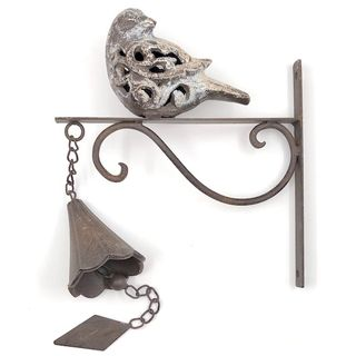 Wall Mounted Bird Bell