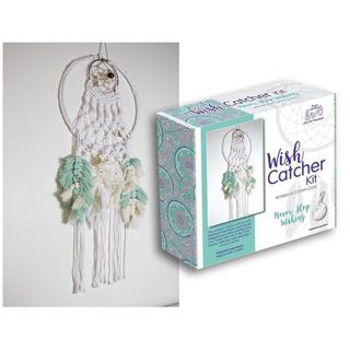 Macrame Wish Catcher Kit